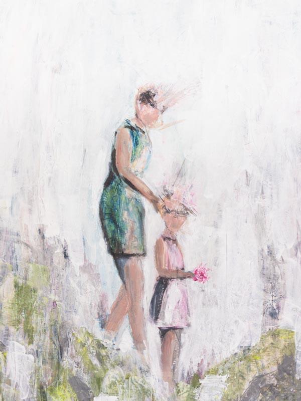'Moeder en dochter'
